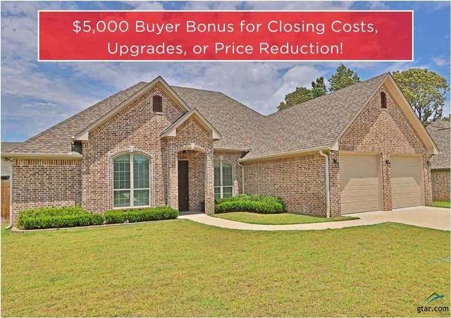4260 Chapel Ridge, Tyler, TX 75707 (MLS #10121290) :: Griffin Real Estate Group