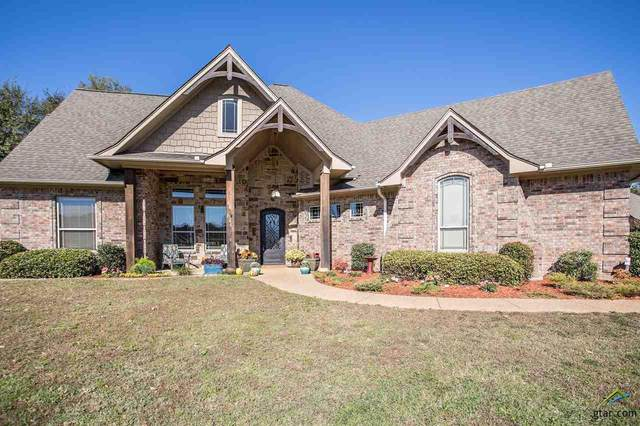 1303 Elk River Rd., Tyler, TX 75703 (MLS #10127540) :: Griffin Real Estate Group