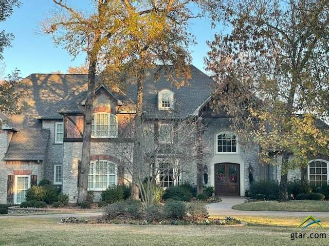 7282 Hollytree Drive, Tyler, TX 75703 (MLS #10129468) :: The Wampler Wolf Team