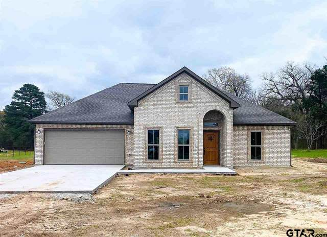 25 Pr 54329, Pittsburg, TX 75686 (MLS #10129972) :: RE/MAX Professionals - The Burks Team