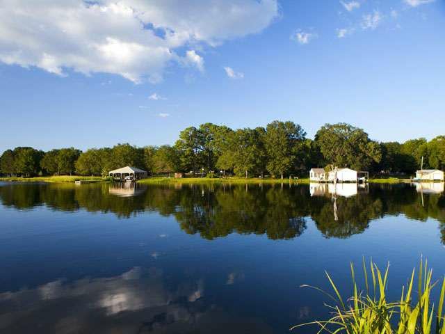 Lot 414 Fishermans Drive, Troup, TX 75789 (MLS #10003052) :: Griffin Real Estate Group