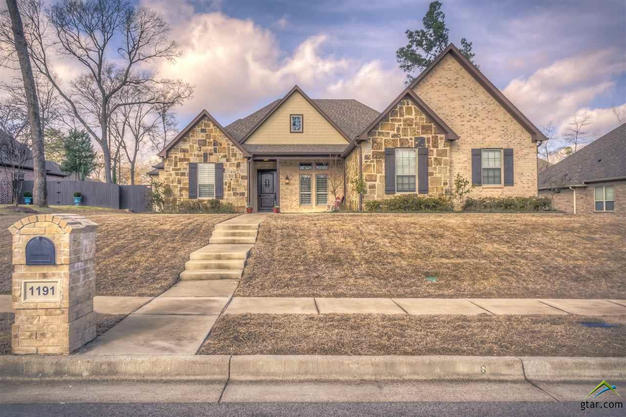 1191 Cambridge Bend Tyler Tx 75703 Mls 10077547 Re