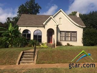835 S College, Tyler, TX 75701 (MLS #10088633) :: RE/MAX Professionals - The Burks Team