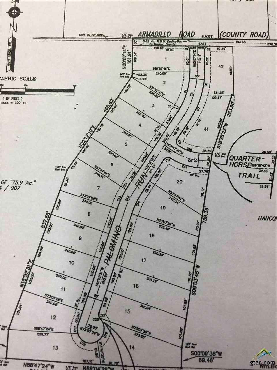 TBD Armadillo Road - Lot 15 - Meadow Springs Subdivision - Photo 1