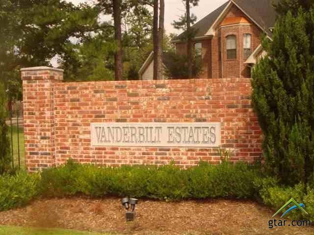 1413 Vanderbilt Drive, Tyler, TX 75703 (MLS #10090155) :: RE/MAX Professionals - The Burks Team