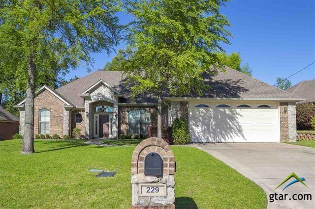 229 Bridgers Hill, Longview, TX 75604 (MLS #10090483) :: RE/MAX Professionals - The Burks Team
