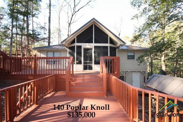 140 Poplar Knoll, Holly Lake Ranch, TX 75765 (MLS #10090487) :: RE/MAX Impact