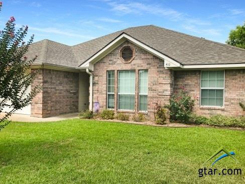 410 Amanda Court, Whitehouse, TX 75791 (MLS #10092373) :: RE/MAX Impact