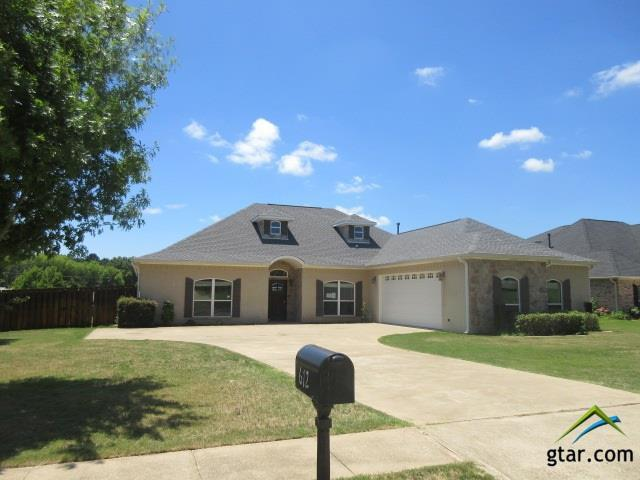 612 Abbey Rd, Lindale, TX 75771 (MLS #10097519) :: RE/MAX Impact