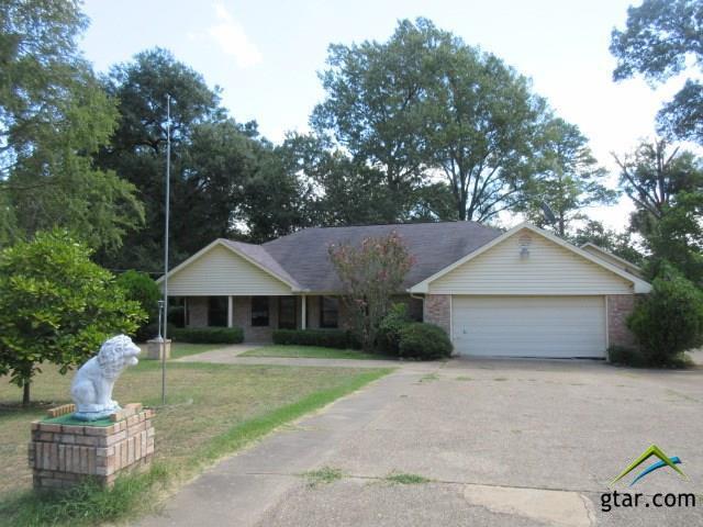 10650 Lakeshore Drive, Tyler, TX 75707 (MLS #10099694) :: RE/MAX Professionals - The Burks Team