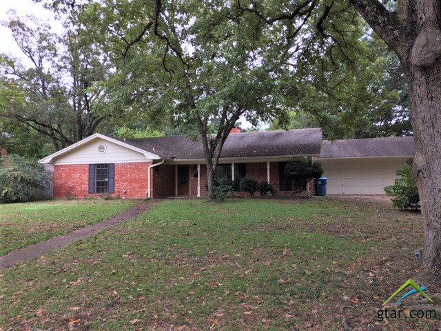 409 Park Drive, Athens, TX 75751 (MLS #10101060) :: The Wampler Wolf Team