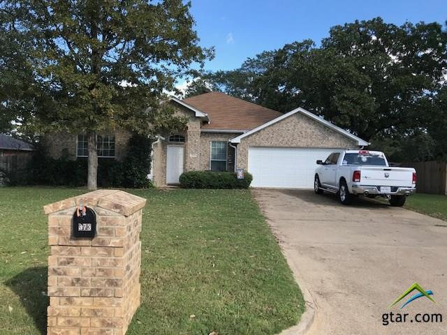 373 Molly Ln, Lindale, TX 75771 (MLS #10101065) :: The Wampler Wolf Team