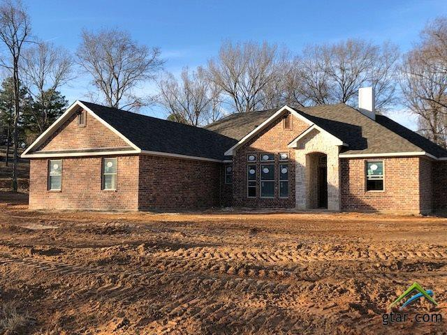 12032 Hackberry Hollow Dr., Lindale, TX 75771 (MLS #10103297) :: The Wampler Wolf Team