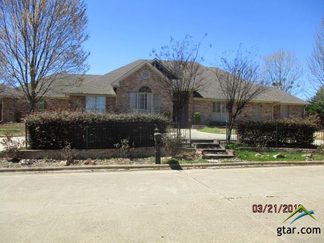 301 Greenhill Park Avenue, Mt Pleasant, TX 75455 (MLS #10108173) :: RE/MAX Professionals - The Burks Team