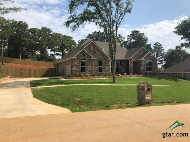 12146 Hackberry Hollow Dr., Tyler, TX 75706 (MLS #10108215) :: RE/MAX Professionals - The Burks Team