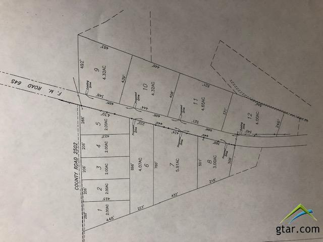 Lot 4 00 FM 645, Tennessee Colony, TX 75861 (MLS #10109006) :: Griffin Real Estate Group