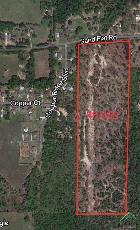 000 Cr 41 (Sand Flat Rd), Lindale, TX 75706 (MLS #10113525) :: The Wampler Wolf Team