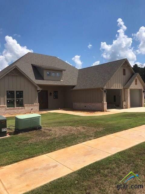 7344 Shoal Creek, Tyler, TX 75703 (MLS #10113585) :: RE/MAX Professionals - The Burks Team