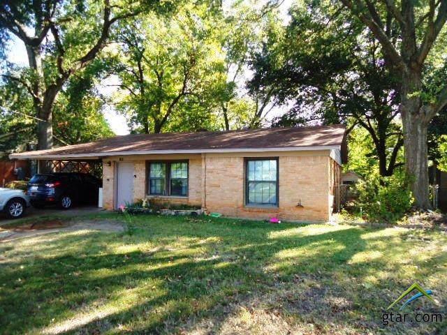 1228 S Fleishel Ave, Tyler, TX 75701 (MLS #10114062) :: RE/MAX Impact