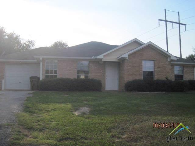 10452 Westridge St, Tyler, TX 75704 (MLS #10114545) :: RE/MAX Impact