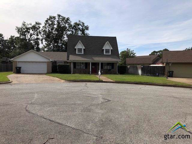 5121 Whippoorwill Drive, Tyler, TX 75703 (MLS #10114732) :: RE/MAX Impact