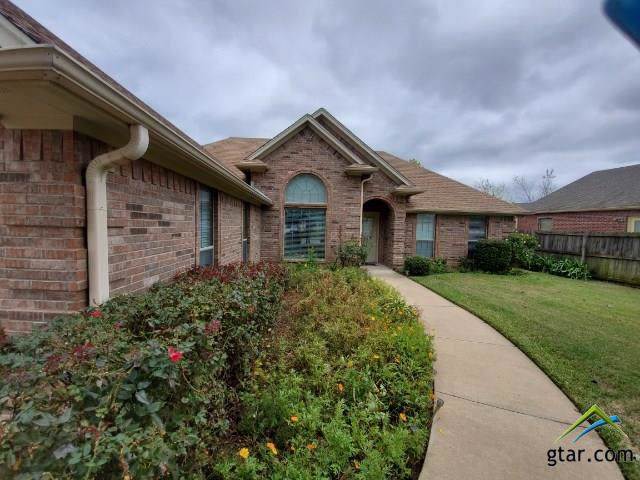 472 Princess Place, Tyler, TX 75704 (MLS #10115319) :: RE/MAX Impact