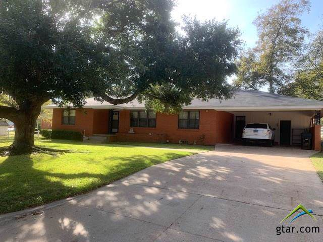 909 Circle Drive, Jacksonville, TX 75766 (MLS #10115636) :: RE/MAX Professionals - The Burks Team