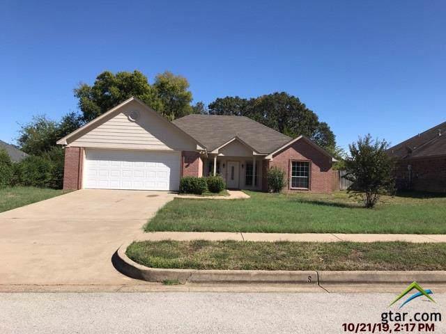 592 Princess Place, Tyler, TX 75704 (MLS #10115733) :: RE/MAX Impact
