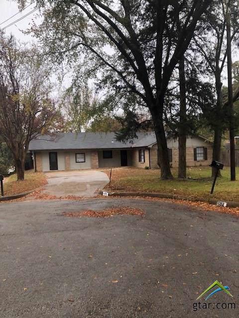 405 Cypress Circle, Tyler, TX 75703 (MLS #10115744) :: RE/MAX Impact