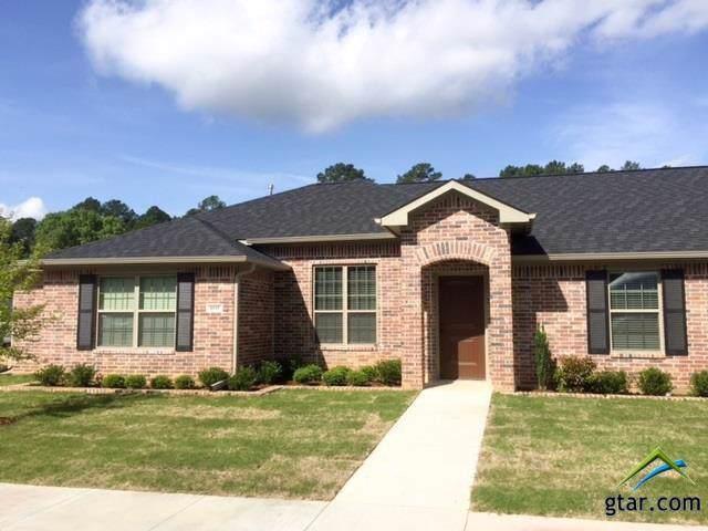 5146 Shiloh Ridge Drive, Tyler, TX 75703 (MLS #10116756) :: RE/MAX Professionals - The Burks Team