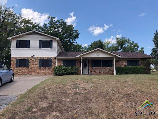 703 Capital, Whitehouse, TX 75791 (MLS #10117708) :: The Wampler Wolf Team