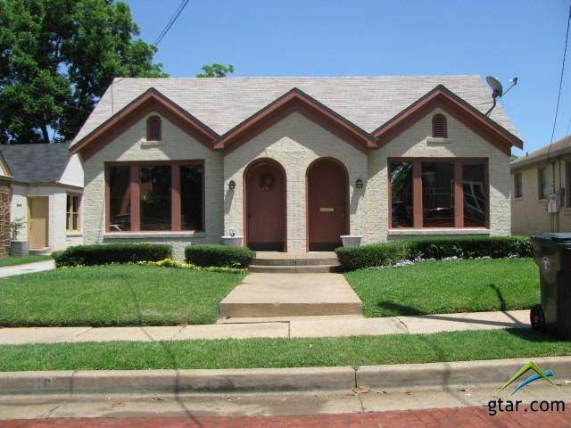 418 S Spring Ave., Tyler, TX 75702 (MLS #10118874) :: RE/MAX Professionals - The Burks Team