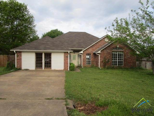 700 Partridge Lane, Whitehouse, TX 75791 (MLS #10120631) :: The Wampler Wolf Team