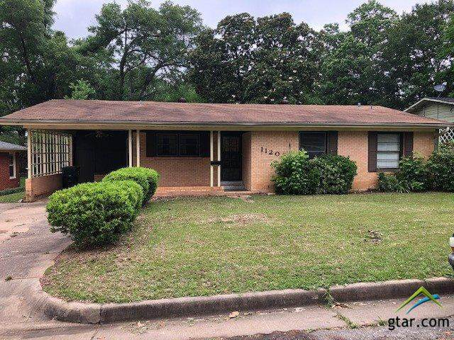 1120 E Eighth St, Tyler, TX 75701 (MLS #10122522) :: RE/MAX Professionals - The Burks Team