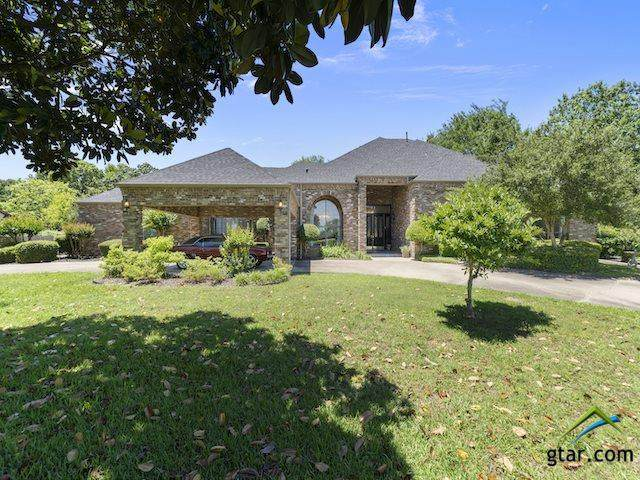 4731 Lakeside Drive, Mt Pleasant, TX 75455 (MLS #10122623) :: The Wampler Wolf Team