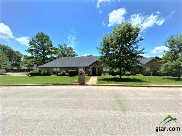1807 Meadowhill, Jacksonville, TX 75766 (MLS #10123610) :: RE/MAX Professionals - The Burks Team
