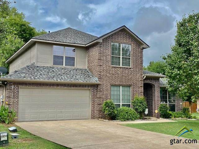 337 Maggie Circle, Flint, TX 75762 (MLS #10123648) :: The Wampler Wolf Team