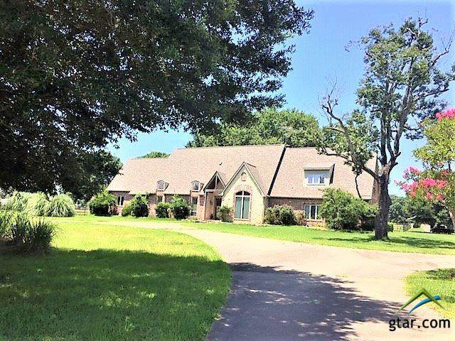 7047 Blythe View Road, Athens, TX 75752 (MLS #10124651) :: The Wampler Wolf Team