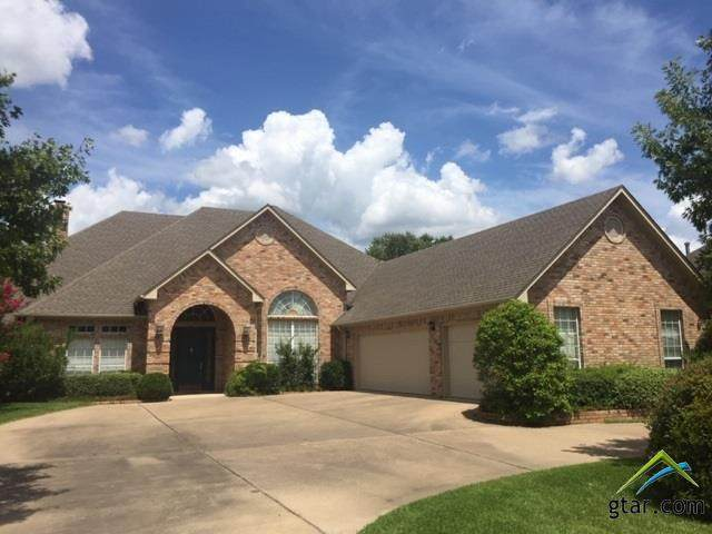 2305 Firestone Circle, Tyler, TX 75703 (MLS #10125098) :: The Wampler Wolf Team