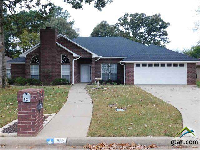 1105 Cassandra, Longview, TX 75605 (MLS #10128078) :: Griffin Real Estate Group