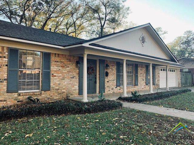 516 Whittle, Tyler, TX 75701 (MLS #10129450) :: The Wampler Wolf Team