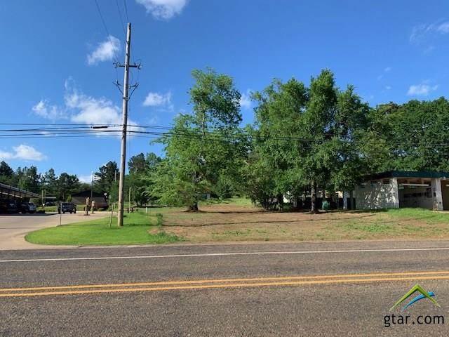 TBD E First Street, Hughes Springs, TX 75656 (MLS #10130140) :: RE/MAX Professionals - The Burks Team