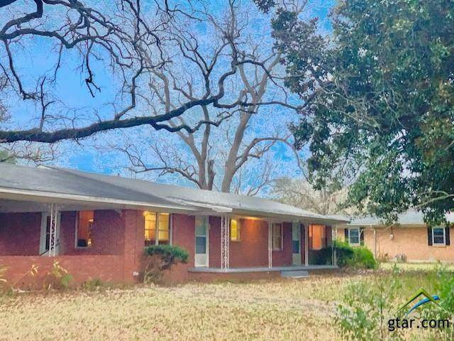 611 N Main St, Grapeland, TX 75844 (MLS #10130317) :: Griffin Real Estate Group