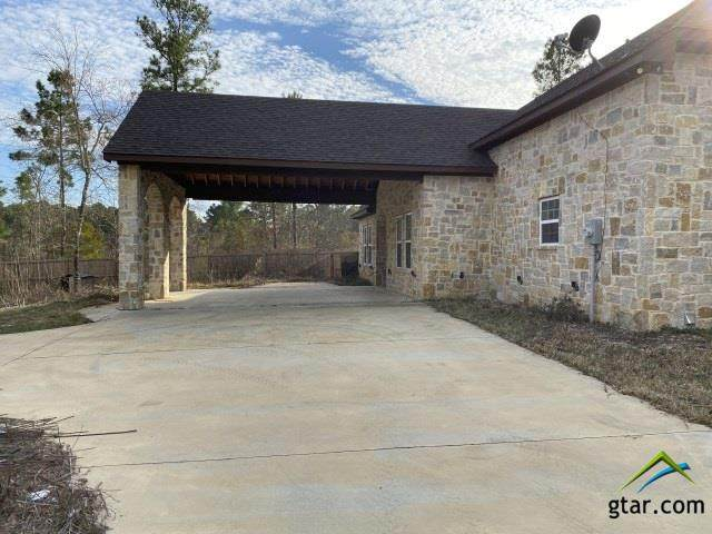 19229 County Road 1102, Flint, TX 75762 (MLS #10130319) :: Griffin Real Estate Group