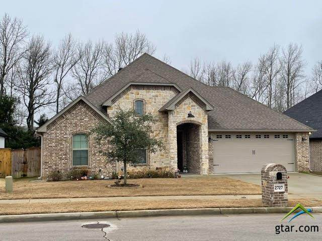 2727 Lazy Acres, Tyler, TX 75707 (MLS #10130743) :: RE/MAX Professionals - The Burks Team