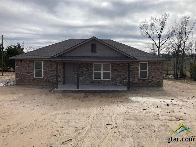 7879 St Hwy 154 West, Gilmer, TX 75644 (MLS #10130757) :: RE/MAX Professionals - The Burks Team