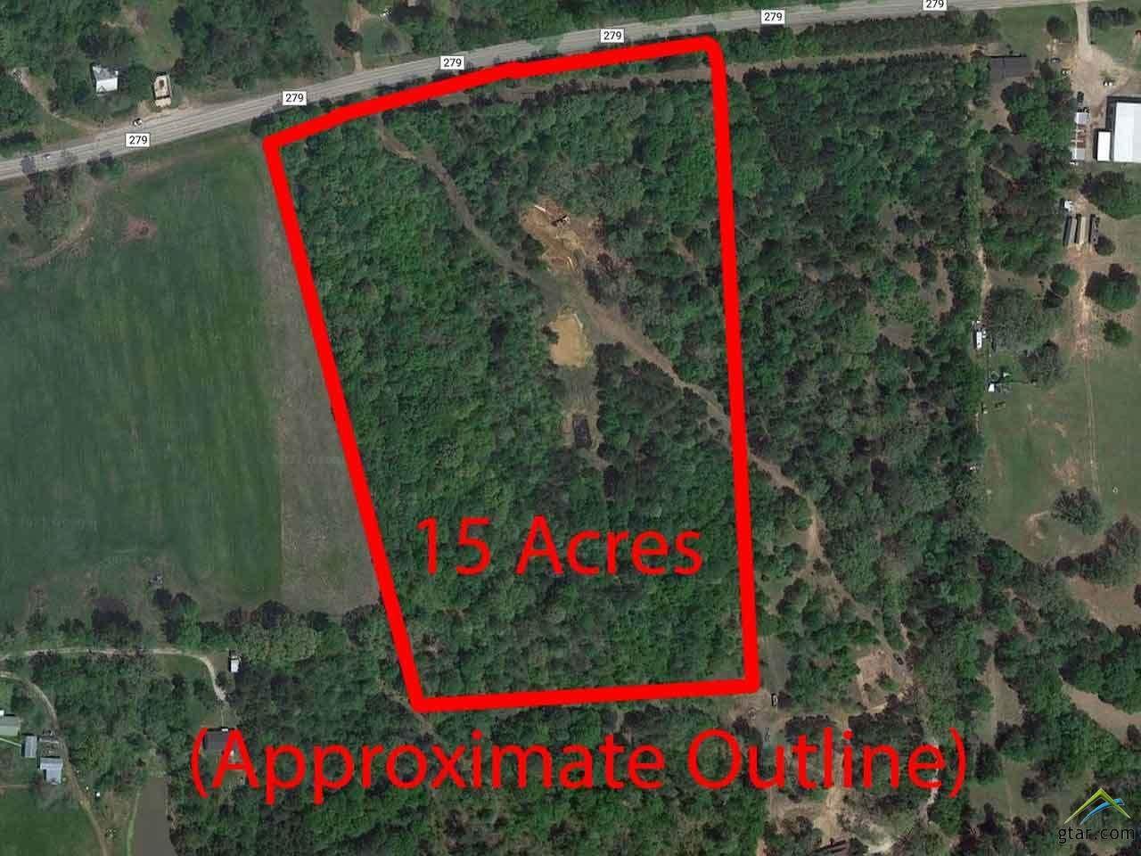 12844 Fm 279, 15 Acres - Photo 1
