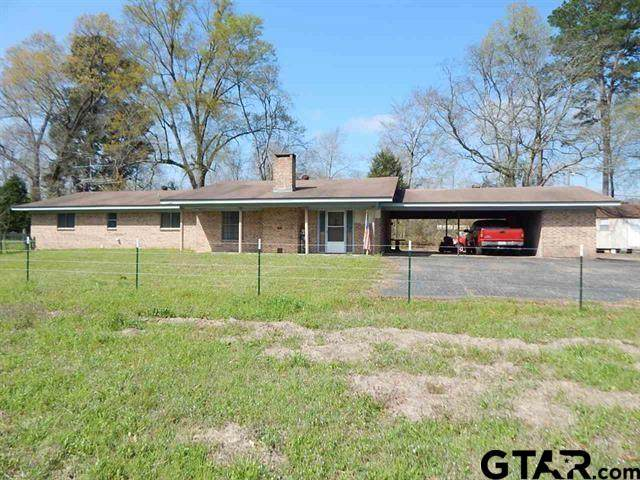 5248 E State Hwy 154, Gilmer, TX 75645 (MLS #10132591) :: Griffin Real Estate Group