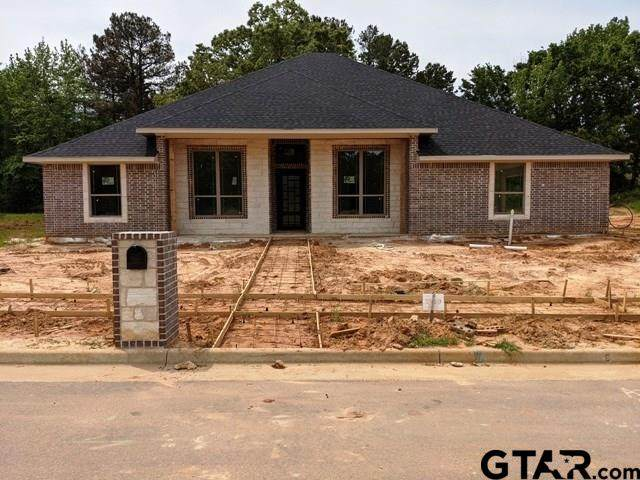 7919 Crooked Trail, Tyler, TX 75703 (MLS #10133911) :: The Edwards Team