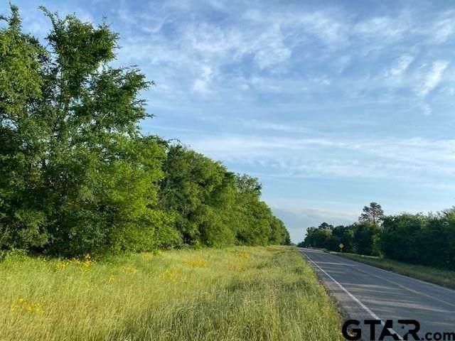 TBD Fm 1735, Pittsburg, TX 75686 (MLS #10134900) :: RE/MAX Professionals - The Burks Team